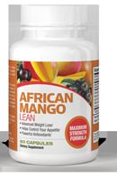 African Mango Lean 60 Capsules
